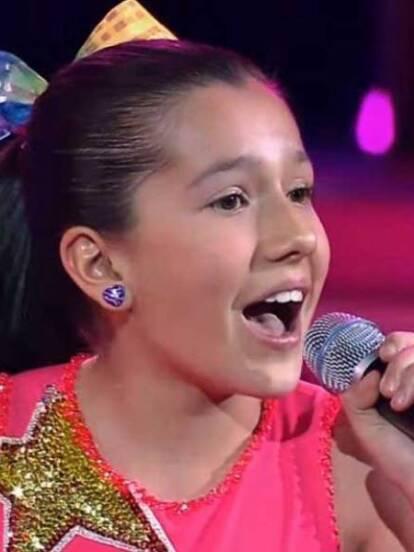 Hace diez años se estrenó la primera temporada de Pequeños Gigantes, de la cual formó parte Mariana López, como la cantante principal del escuadrón 'Gigantes en Acción'. Ahora, la joven tiene 20 años e impacta en redes sociales.
