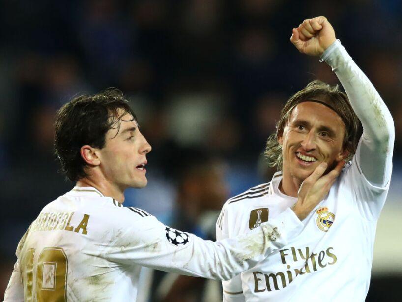 Club Brugge KV v Real Madrid: Group A - UEFA Champions League