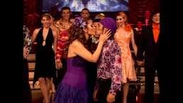 Este fue el beso que se dio Paty Navidad con un concursante de 'Bailando por un Sueño' en el 2005