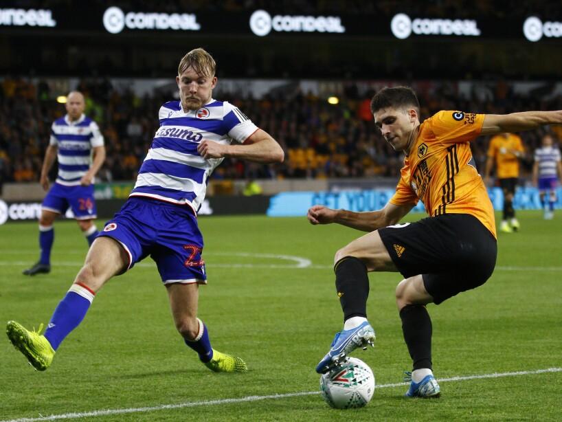 Los Wolves empatan a un gol con Reading y en tanda de penales clasifican a la siguiente etapa.