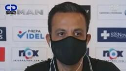Manuel Velarde no quiere sacar conclusiones antes de tiempo