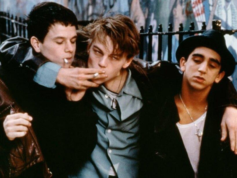 DiCaprio no aprobaba a Mark Walhberg en The Basketball Diaries, por lo que le hizo la filmación pesada.