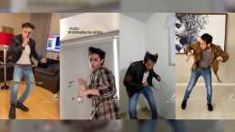 Werevertumorro y otros tiktokers le entran al 'Baile de Wolverine' y enamoran con sus pasos