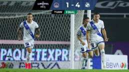 ¡Bienvenido, Mazatlán FC! Puebla les metió cuatro, en el Kraken