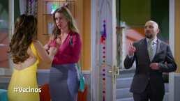 ESTE DOMINGO: ¡Hay una intrusa en el departamento de 'Luis' y 'Silvita' en 'Vecinos'!