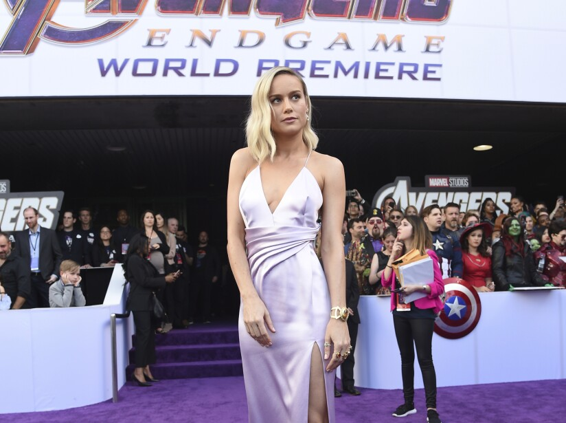 Los mejores vestidos durante el estreno de 'Avengers Endgame'