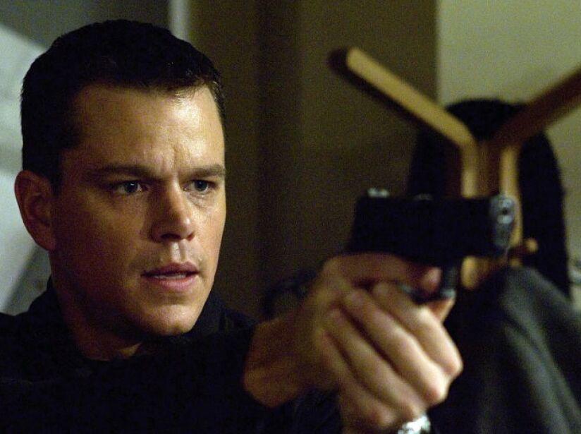 Matt Damon, nacido el 8 de octubre de 1970, se ganó su lugar con la saga de películas del espía Jason Bourne.