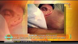 Julián Gil lucha por la custodia de su hijo