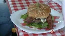 Pedro Prieto hamburguesas de pasta