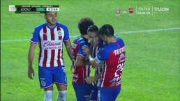 Mayorga vence al 'Gansito': Chivas lo gana 2-0 ante Correcaminos