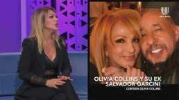 Olivia Collins confirma truene con Salvador Garcini, pero asegura que siguen siendo amigos