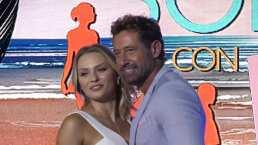 """Trabajarán juntos Gabriel Soto e Irina Baeva en """"Soltero con hijas"""""""
