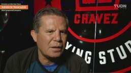 "Chávez sobre sus peleas: ""Esta va a ser la última, me duele todo"""