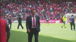Aficionados de Toluca le piden a La Volpe su salida