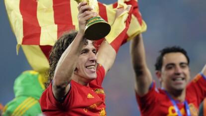 Un episodio que se derivó de una plática entre Carles Puyol y Xavi Hernández, fue bien ejecutada y trajo como consecuencia el pase a la Final de la Copa del Mundo Sudáfrica 2010.