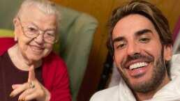 """Pedro Prieto regresa a España y vive un emotivo reencuentro con su abuela: """"Por fin juntos"""""""