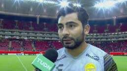 """Amaury Escoto: """"Esto sigue abierto, sabemos lo que es Chivas"""""""