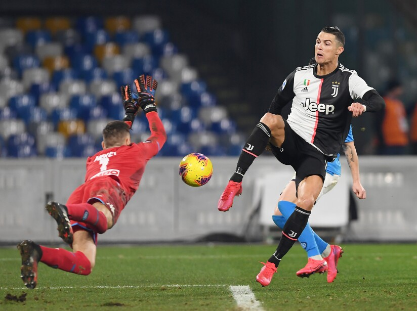 SSC Napoli v Juventus - Serie A