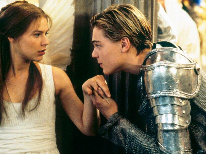 Para Claire Danes, Leonardo DiCaprio fue un total inmaduro durante el rodaje de Romeo y Julieta.