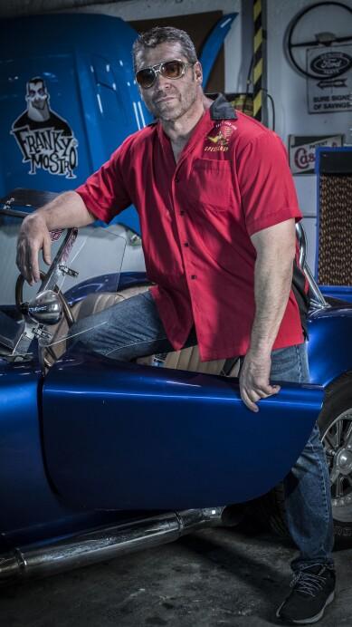 Franky Mostro nos invita a su Garage