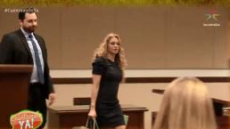 REPORTAJE: Los Juzgados, el nuevo escenario por el que desfilan los famosos