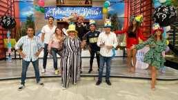"""Magda Rodriguez, productora de """"Hoy"""" revela la sorpresa que le preparó a Jorge """"El Burro"""" Van Rankin"""