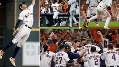 Los Houston Astros chocarán ante los Washington Nationals por el título de la MLB.