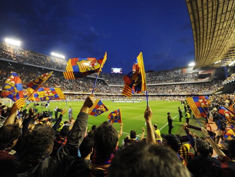 Real Madrid v Barcelona - Copa del Rey Final