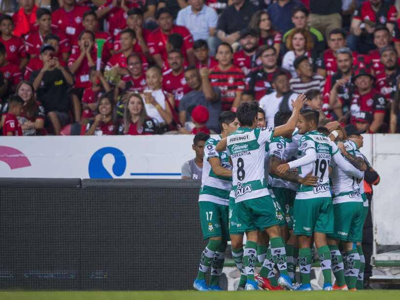 Atlas vs Santos, jornada 3 Apertura 2019 Liga MX