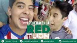 Famoso YouTuber denuncia agresiones durante el León vs Chivas y lo sacan del estadio