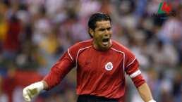 Oswaldo Sánchez considera mejor al Chivas del 2006 que el de hoy