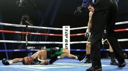 José 'Chon' Zepeda y fantástico KO sobre Ivan Baranchyk