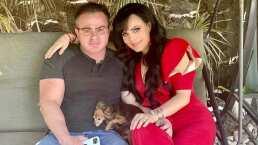 """Maribel Guardia revela que su esposo tuvo fuertes complicaciones a causa del covid-19: """"Casi se me muere"""""""