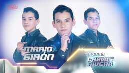 Mario Girón canta 'Ya me enteré' y pone a todos de pie en la semifinal de La Voz Kids