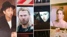 BTS, Crepúsculo y The Avengers son 'víctimas' del filtro del 'Besito' y provocan risas entre tiktokers