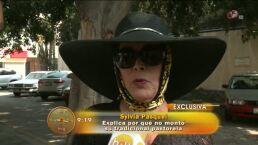 Silvia Pasquel, está feliz con el galán de su nieta