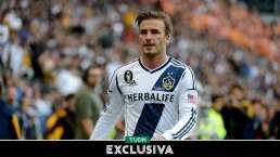 Enfrentar al LA Galaxy trae grandes recuerdos a Beckham