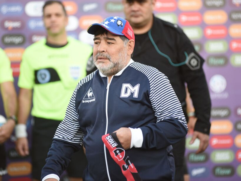 Newell's Old Boys v Gimnasia y Esgrima La Plata - Superliga Argentina 2019/20