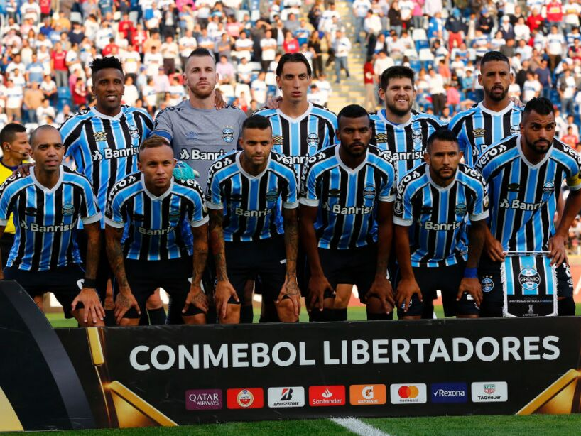 Universidad Catolica v Gremio - Copa CONMEBOL Libertadores 2019