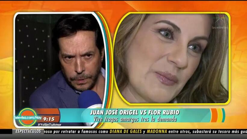 ¡Juan José Origel atraviesa momentos difíciles!
