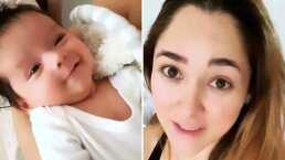 Video: André, hijo de Sherlyn, se rehúsa ir a dormir a pesar de caerse de sueño, y su mamá muere de ternura