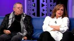 Homenaje a la trayectoria de Luz María Jerez y César Bono en 'Montse y Joe'