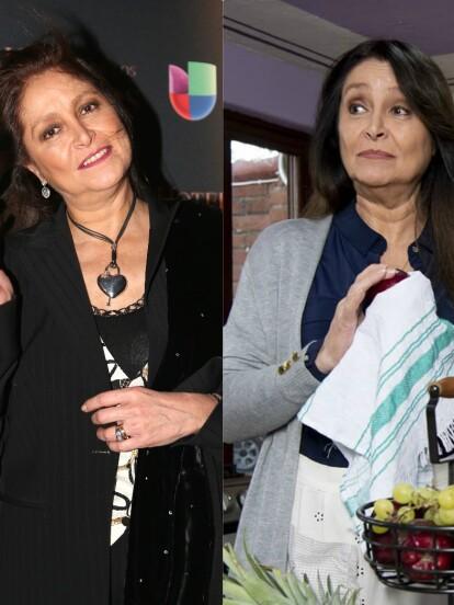 La primera actriz Daniela Romo cumple 61 años, dejando un gran legado en la música, el teatro y la televisión, actualmente está trabajando en su nueva telenovela 'Vencer el Desamor', pero en lo que llega su gran estreno. Hacemos un recorrido por su trayectoria en imágenes.