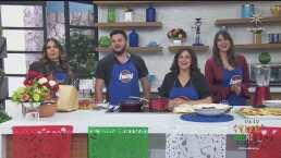 """Mamá de Paul Stanley debuta como chef en """"Hoy"""" y le prepara una sorpresa a su hijo"""