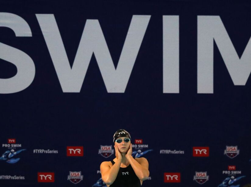 TYR Pro Swim Series at Des Moines