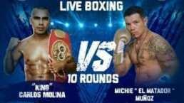 Volverá el boxeo a México el próximo 6 de junio