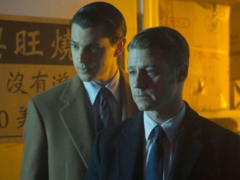 En Gotham interpreta a Harvey Dent, Dos Caras, uno de los villanos de Ciudad Gótica.