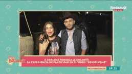 Adal Loreto anuncia el estreno de su nuevo sencillo 'Devuélveme' junto a Adriana Fonseca