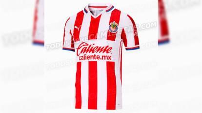 Así podrían lucir las Chivas la siguiente temporada | Se filtró en redes sociales el jersey que podría utilizar el Rebaño la siguiente campaña.