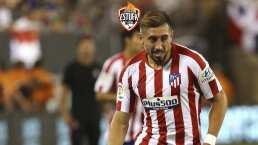 Posible reemplazo de Héctor Herrera ya está en Madrid